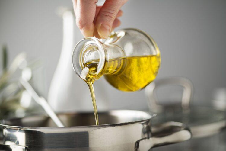 Vegetable Oil Market