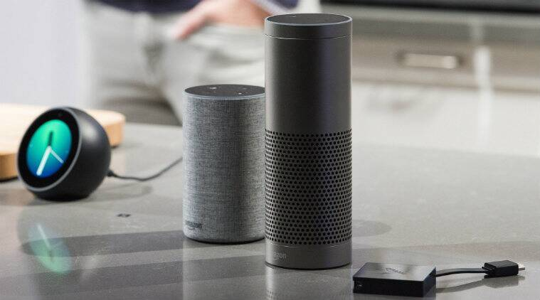 Smart Voice Assistant Speaker