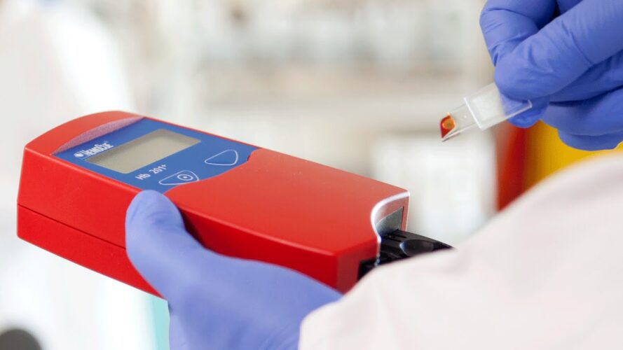 Hemoglobin Testing Devices