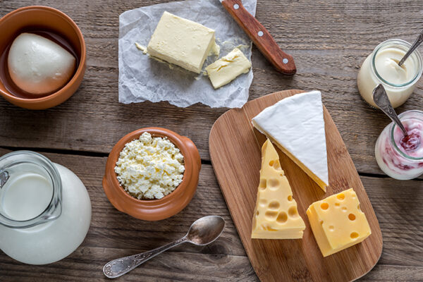 Lactose Free Dairy Products Market